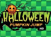 Sarituri cu Dovleacul de Halloween