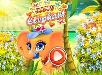 Elefantul Fericit