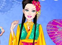 Ellie Printesa Japoneza Rusoaisca Indianca