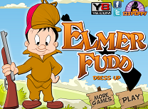 Elmer Fudd Dress-up
