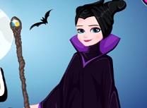 Elsa Costume de Halloween
