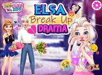 Elsa Drama dupa Despartire