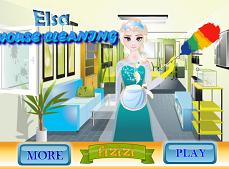 Elsa Face curatenie