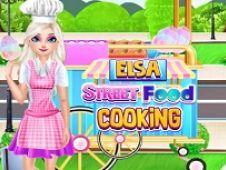 Elsa Gateste Mancare de Strada