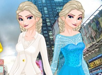 Elsa in New York