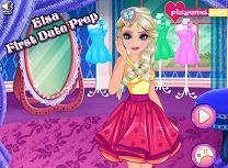 Elsa la Prima Intalnire