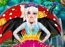 Elsa Salveaza Regatul cu Fashion