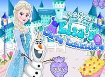 Elsa si Hainele Murdare