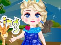 Elsa Distractie la Zoo