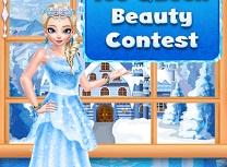 Regina de Gheata Concurs de Frumusete