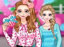Elsa Look de Valentines
