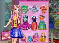 Elsa Cumparaturi la Mall