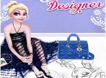 Elsa Designer de Rochii Dior