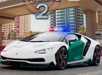 Parcari cu Masini de Politie in Dubai 2
