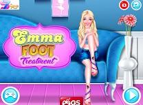 Emma Tratament de Picioare