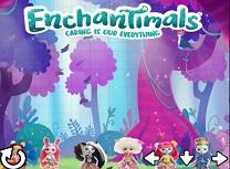 Enchantimals Tetris