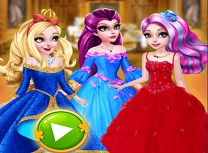 Ever After high Bal in Curte