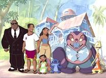 Familia Stitch Puzzle