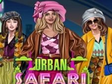 Fashion Urban Safari