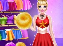 Fashionista Look de Majoreta