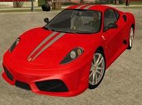 Ferrari Roti Ascunse