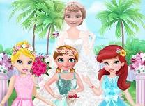 Fete cu Flori Nunta lui Elsa