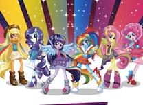 Fetele Equestria Show Fashion