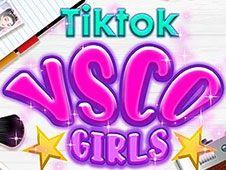 Fetele TikTok Stilul VSCO