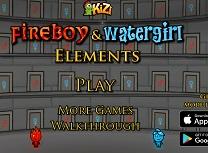 Fireboy si Watergirl 5 Elemente