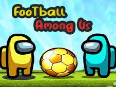 Fotbal Among Us