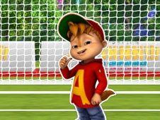 Fotbal cu Alvin si Veveritele Lovituri Libere