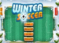 Fotbal Iarna