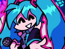 Friday Night Funkin Hatsune Miku