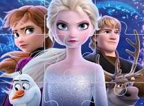 Frozen 2 Puzzle