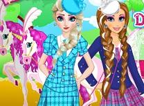 Frozen Dress Code de Scoala