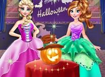 Frozen Petrecere de Halloween