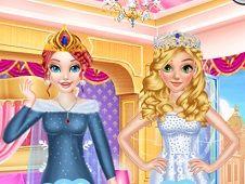 Frozen Stil de Nunta si Stil Regal