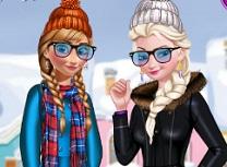 Poza pe Strada Fashion de Iarna