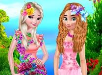 Printese Rochie cu Flori