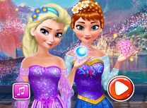 Printesa Frozen Makeover