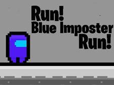 Fuga Impostorului Albastru
