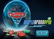 Cars 2 Grand Prix Mondial