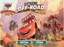 Fulger McQueen Curse Extreme Off Road