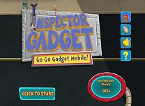 Inspectorul Gadget cu Masina
