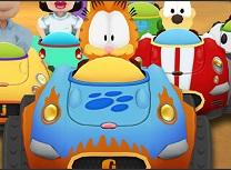 Garfield Kart Puzzle