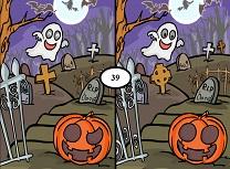 Gaseste Diferentele de Halloween