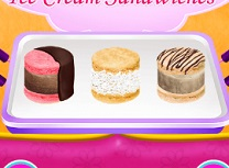 Gatiti Inghetata cu Macaron