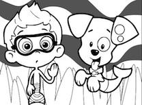 Jocuri cu Baloane si Guppy