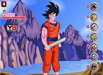 Goku Dress-up