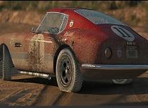 Puzzle cu Masini GT 500